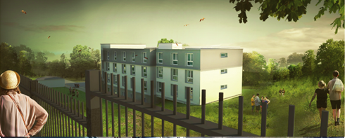 ADOMA – Démolition reconstruction de 276 logements